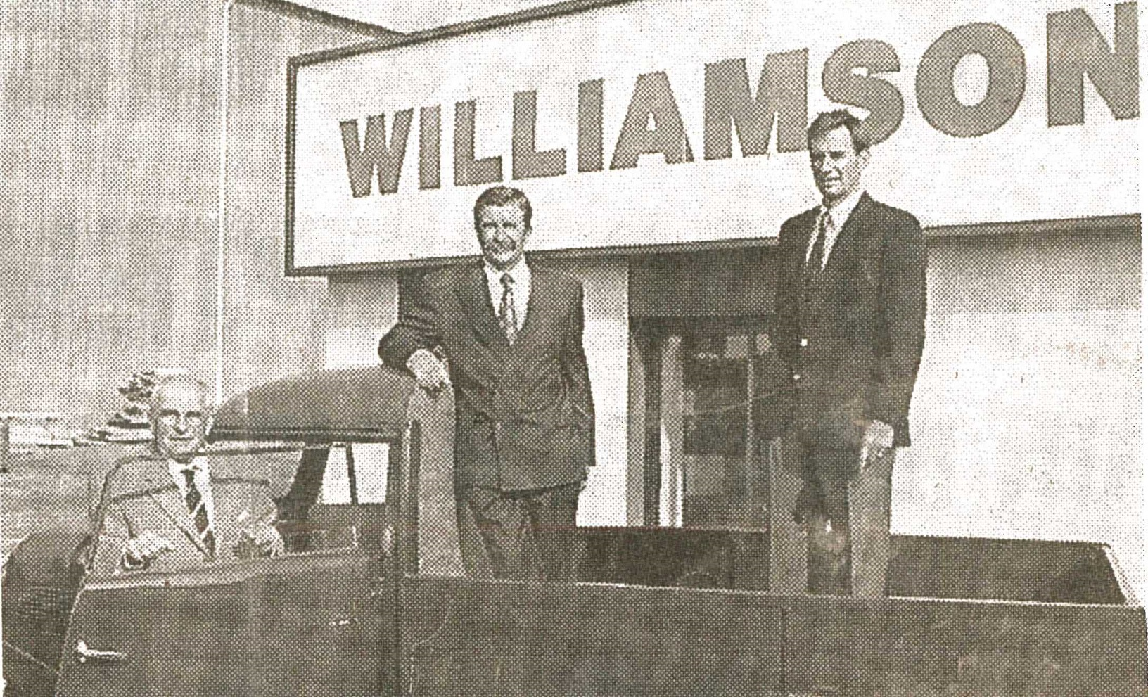 50 ans williamson